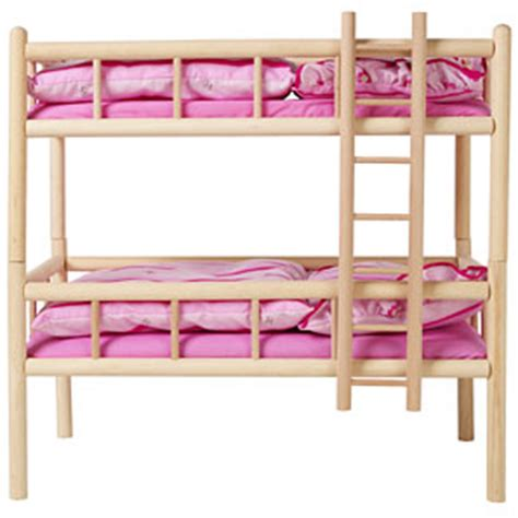 Dolls Wooden Bunk Beds Dolls Wooden Bunk Beds Dolls House Furniture Review Compare Prices Buy