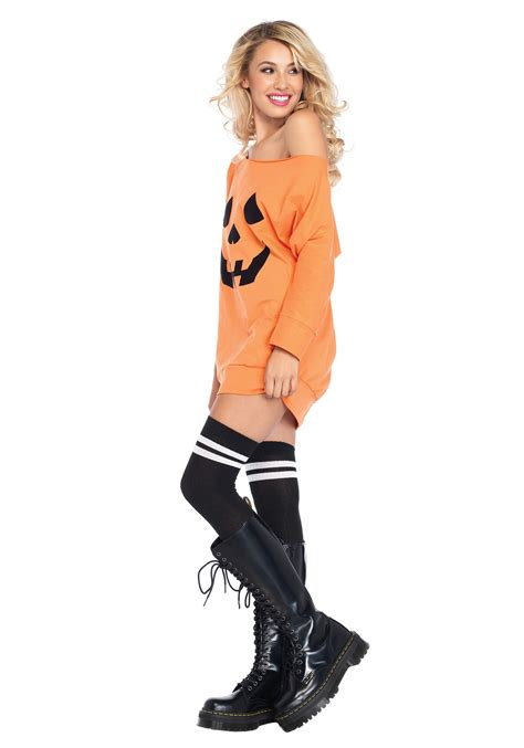 how to dress up as a pumpkin for jersey pumpkin dress