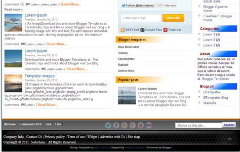 templates blogger premium free free blog template premium