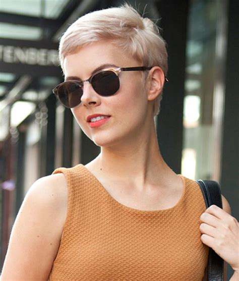 short hairstyles for glasses 50 elegant and charming short hairstyles for women