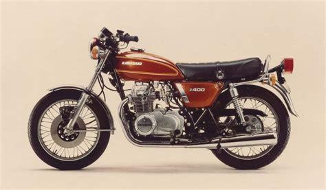 Yamaha Motorrad Modelle 1980 by Kawasaki Z 400 1974 Bis 1980 Robuster Parallel