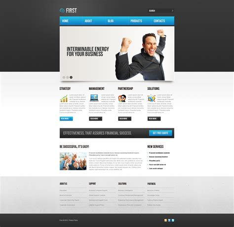 template joomla business business joomla template 37544