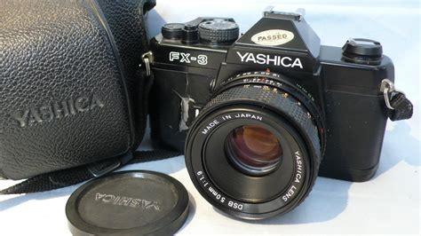 yashica slr yashica fx 3 slr 14 99