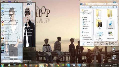 kpop theme shop my kpop fanatik b a p coffee shop theme