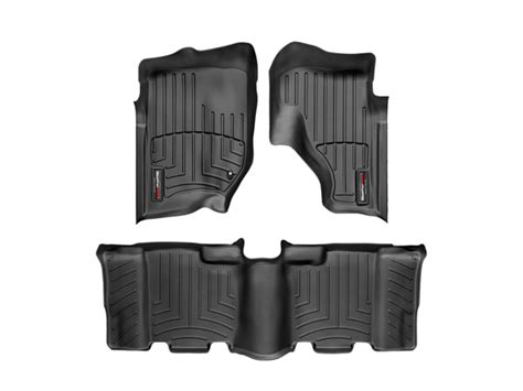 Chevy Trailblazer Floor Mats by Weathertech 174 Floor Mats Floorliner Chevrolet Blazer 2000 2005 Black Ebay