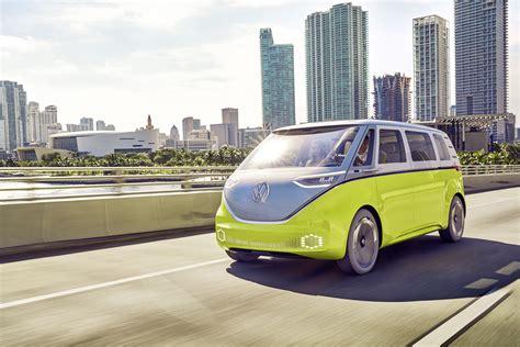 Nova Kombi, Volkswagen I.D Buzz tem produção confirmada Motor Show