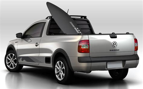 vw saveiro 2015 volkswagen saveiro surf is a hippie s dream pickup