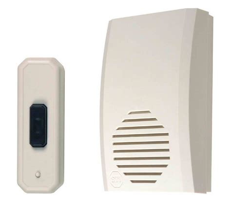 Wireless Door Chime by Wireless Doorbell Chime Operates Up To 250