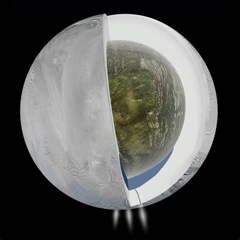 who discovered saturn and when was it discovered discovered on saturn s moon enceladus d brief