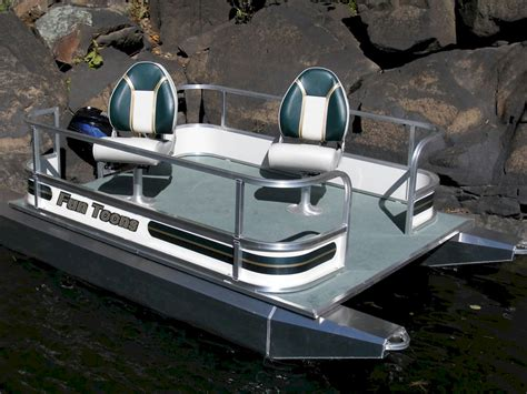 small boats for sale bass pro fun toons pro bass