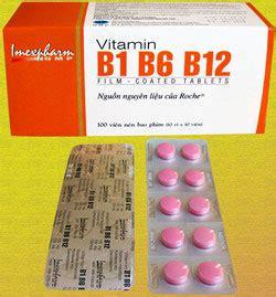 Vitamin B1 B6 B12 Vitamin B1 B6 B12 Vnb 1253 02 Thu盻祖 Bi盻 D豌盻 C
