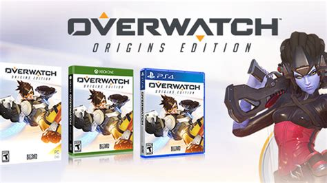 Sale Xbox One Overwatch Collector S Edition overwatch origins edition collector s edition officially announced for xbox one ps4 and pc