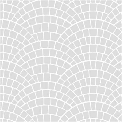 Seamless European Pattern | fan cobble paver 3d model formfonts 3d models textures