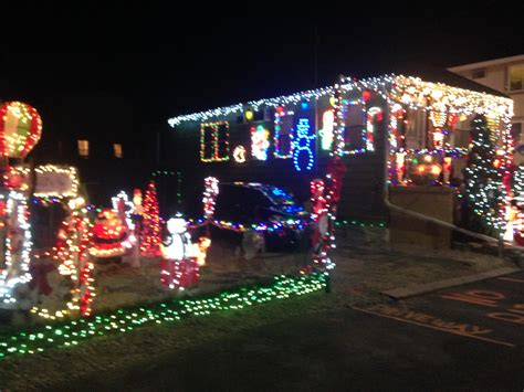 howard beach resident s amazing holiday light display also