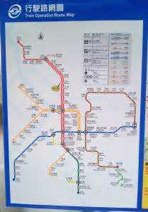 Taipei Metro Map by Taipei Mrt Map With Tourist Spots Browse Info On Taipei