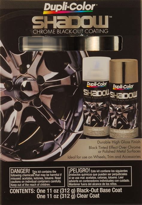 dupli color shadow dupli color paint shd1000 dupli color shadow chrome black