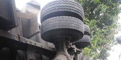 Minyak Lintah Di Semarang dishub rem blong maut di semarang karena minyak rem habis merdeka