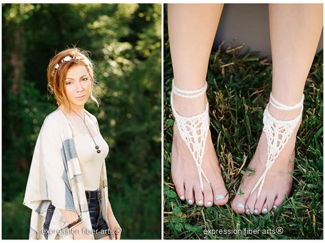 how to knit barefoot sandals free pattern wanderer knitted barefoot sandals