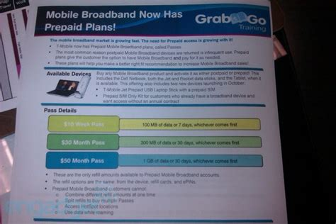 tmobile home internet plans t mobile prepaid broadband plans leak