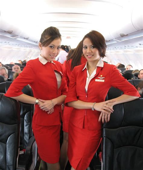 airasia uniform the uniform girls pic air asia uniform girls 5