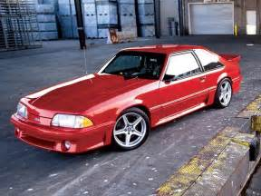 1993 Ford Mustang Gt Then Now Ford Mustang Smith Brandon
