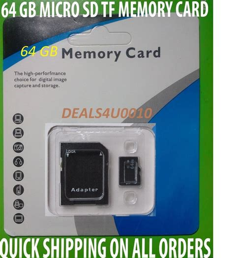 Memory Card Samsung Note 3 64 gb memory card for samsung galaxy s5 s5 active note 3 4 5 7 and note edge ebay
