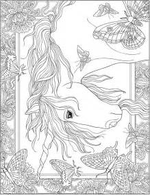 unicorn coloring books for featuring 25 unique and beautiful unicorn designs filled with stress relieving pages tale horses coloring gifts books best 25 dover coloring pages ideas on