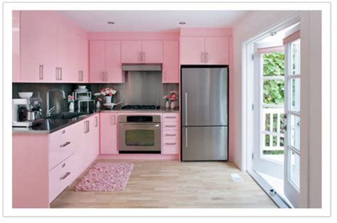 pink kitchen cabinets atomic pink vintage kitchen retro inspiration board