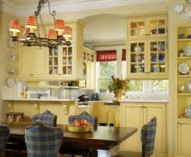 Yellow Kitchen Design by Tips For A Yellow Themed Kitchen