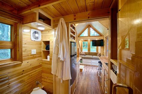 tiny home square footage 400 square foot tiny house on wheels house plan and