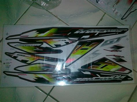 Lu Led Yamaha Xeon striping motor yamaha xeon thailand jual striping motor bebek dan matic