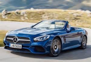 Mercedes Sls 500 Mercedes Sl 500 Worldwide R231 2015 Pr