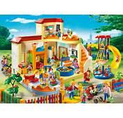 PLAYMOBIL 5567 Garderie Enfant  Achat / Vente Univers Miniature