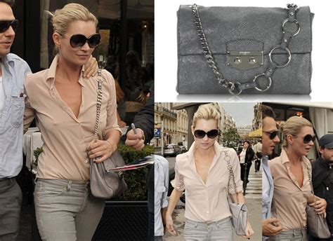 Kate Moss Ysl Downtown Tote by Kate Moss In With Yves Laurent Handbag