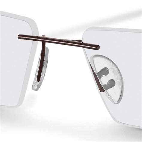 eyewear eyeglasses spectacle sunglass glasses nose pads