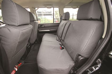 canvas seat covers nz triton mq canvas seat covers rear ironman 4x4 nz