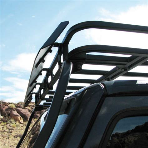 Wind Deflector For Roof Rack by Wind Deflector Roof Rack 48 50 Quot W Road Series