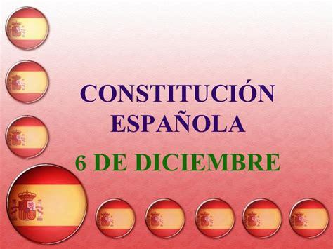 constitucin espaola 29 de constituci 243 n espa 241 ola