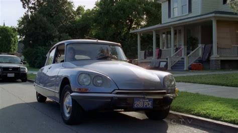 1972 Citroen Ds 20 by Imcdb Org 1972 Citro 235 N Ds 20 In Quot The Mentalist 2008 2015 Quot