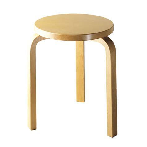 alvar aalto sgabello artek aalto stool 60 birch design shop