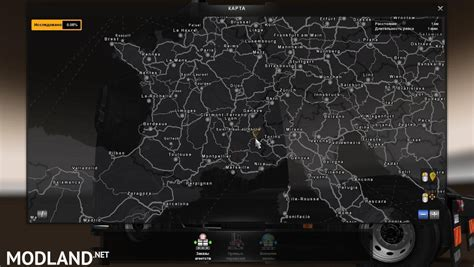 mod map game euro truck simulator 2 mario map v12 2 1 27 mod for ets 2