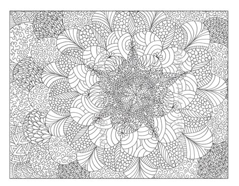 coloring page designs intricate design coloring pages coloring home