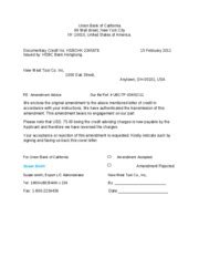 Union Bank Standby Letter Of Credit Its 403 Ita403 Seneca Course