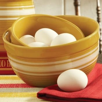 old white hoosier with yellow ware bowls bitchin in 68 best images about yellow ware on pinterest mixing