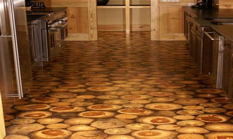 log floor carpet ideas for home log end grain flooring log end