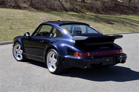 porsche midnight blue 1994 porsche 911 3 6 turbo finished in midnight blue