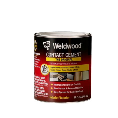 Best Faucets For Kitchen dap weldwood 32 fl oz original contact cement 00272