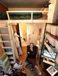 500 Square Feet Room felice cohen moves out of new york city s smallest