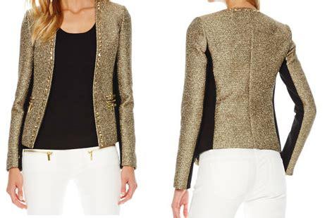 Mk Newyork Gold Leopard wishlist all that glitters is gold vanny