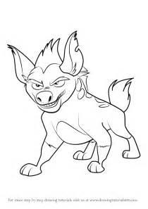 learn draw janja lion guard lion guard step step drawing tutorials